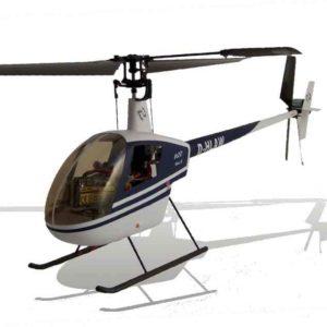 Fuselajes para Helicópteros RC