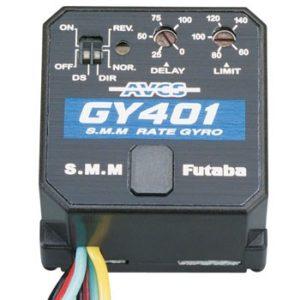 futaba-gy401-kreisel