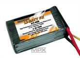 Batería Lipo Li-BATT BX 3/1-450 para Merlin Multiplex