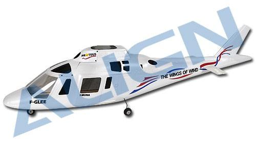 Agusta A-109 - Fuselaje Original Align
