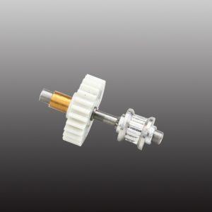 KDS Innova 450 QS - Montaje Corona Transmisión de Cola