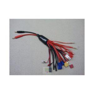 Cable de Carga con 15 Conectores