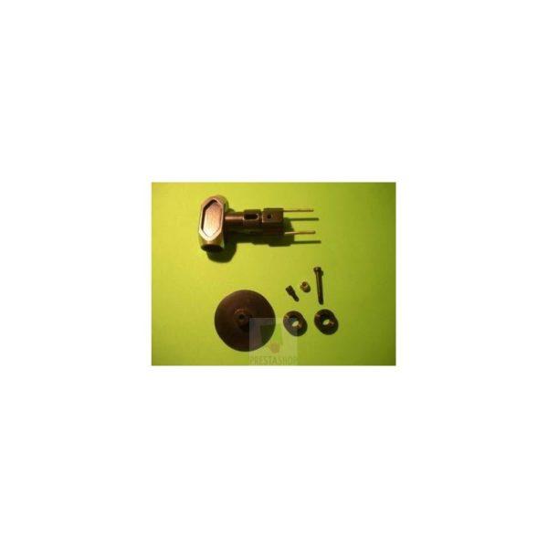 Cabeza de Rotor en Aluminio - E-Rix 500