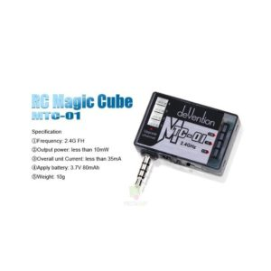 Walkera MTC-01 - Magic Cube para emisoras Walkera WK