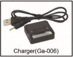 Cargador de Baterías Lipo 1S - Doble