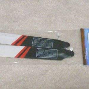 Nine Eagles Solo Pro 126 V2 - Palas Rotor Principal (con Leds)