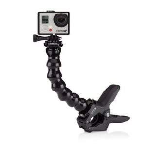 GoPro Jaws : Abrazadera Flex