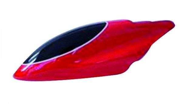 Cabina de Fibra de Vidrio para E-Rix 450