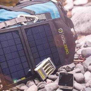 "Kit Solar ""Guide 10 Plus"" de Goal Zero"