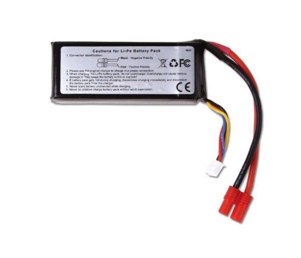 Batería Lipo para Walkera G400 - 11,1 V. - 1600 mah