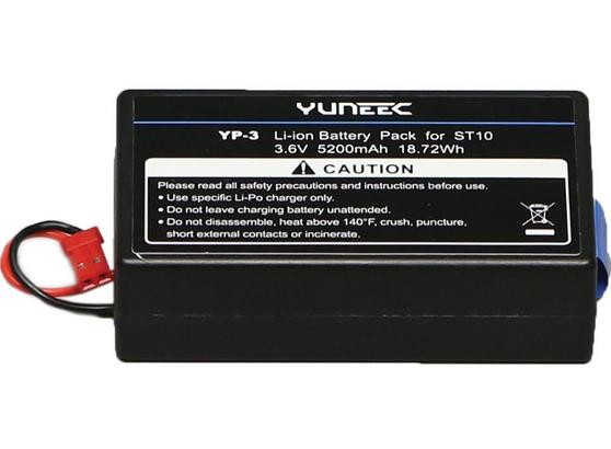 Q500 Typhoon - Batería Lipo (3,7 V - 5200 mAh) para emisora ST-10