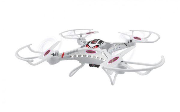 CATRO - Multicóptero con cámara y LEDs