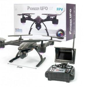 Minidrone Pioneer Ufo FPV 5,8 Ghz.