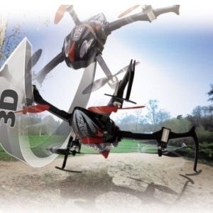 Jamara SKIP 3D - Multicóptero Acrobático
