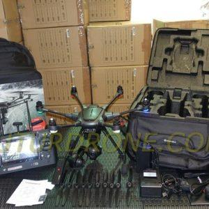Yuneec Typhoon H PRO con Mochila, 2 Baterías y Wizard