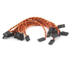 Cable de Servo - Macho Macho - 10 cm