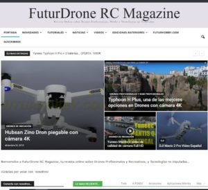 FuturDrone RC Magazine