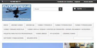 FUTURDRONE Tienda Online Drones