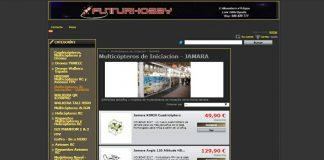 FUTURHOBBY-RC, Tienda Hobby