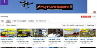 Futurhobby en Youtube